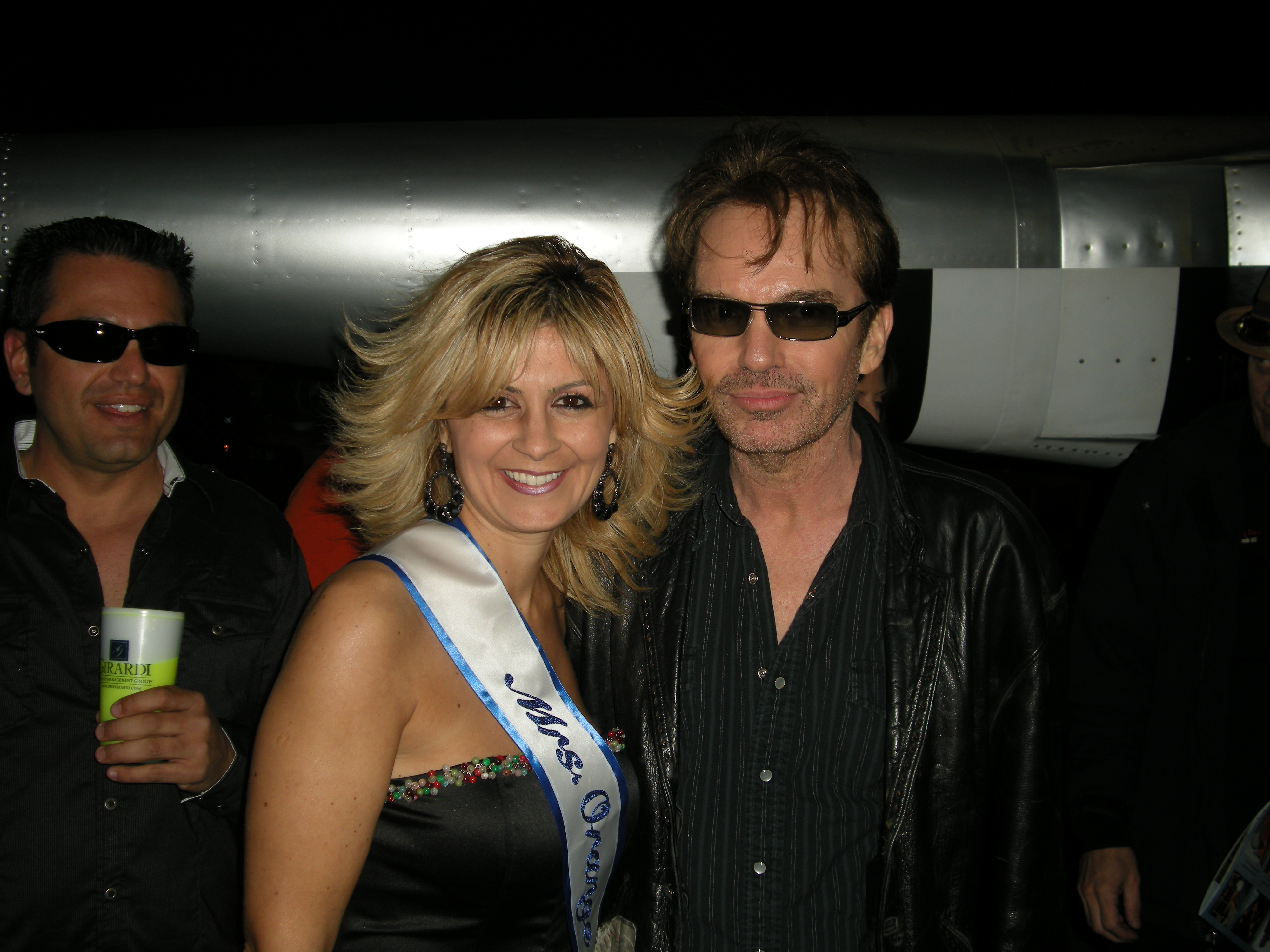 D and BillyBob Thornton at Hot To Trot.JPG